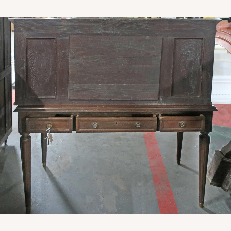 Antique Writing Desk - image-2