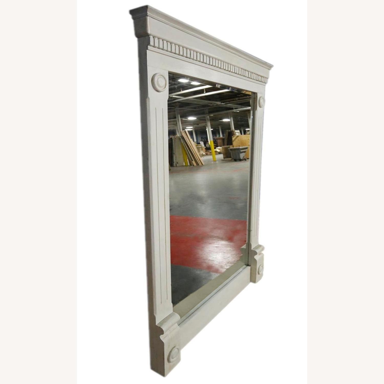 Vintage Beveled Glass Mirror - image-3