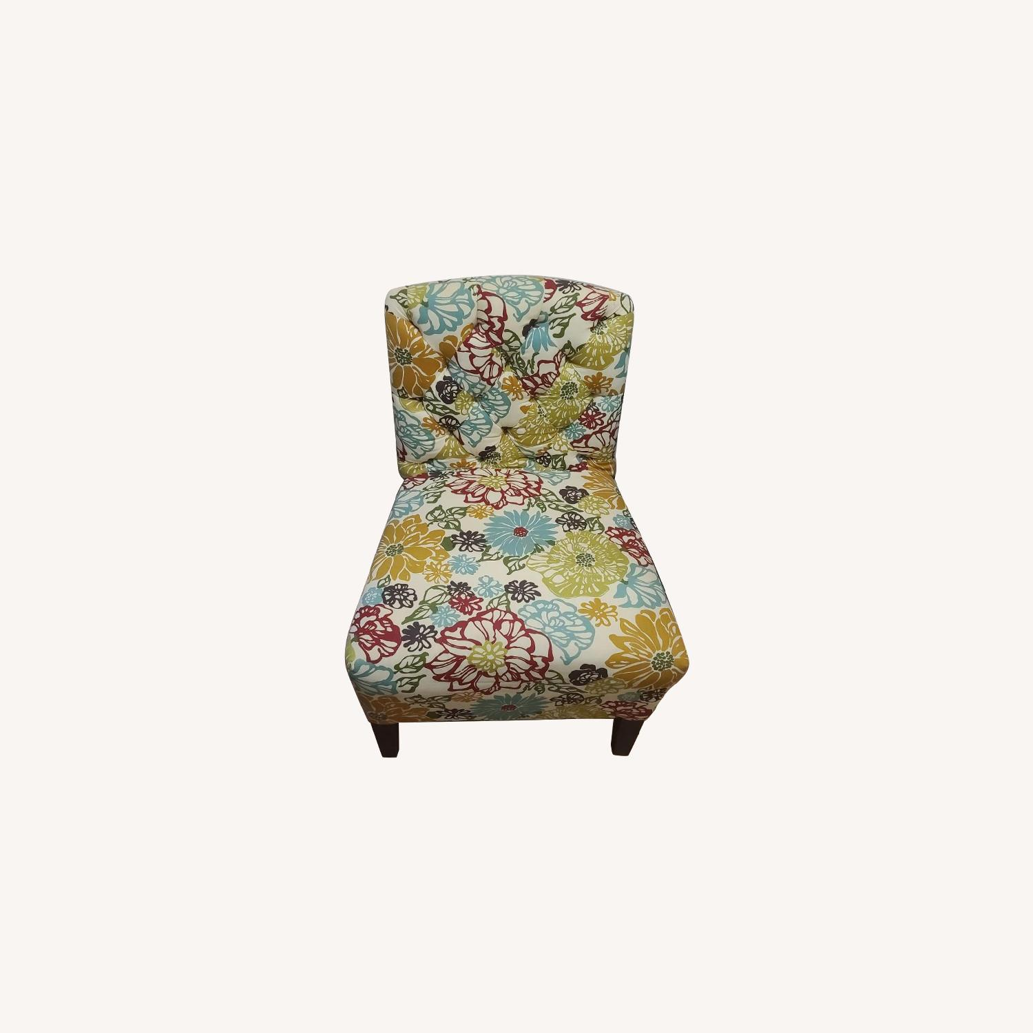 Pattern Pier 1 Accent Chair - image-0