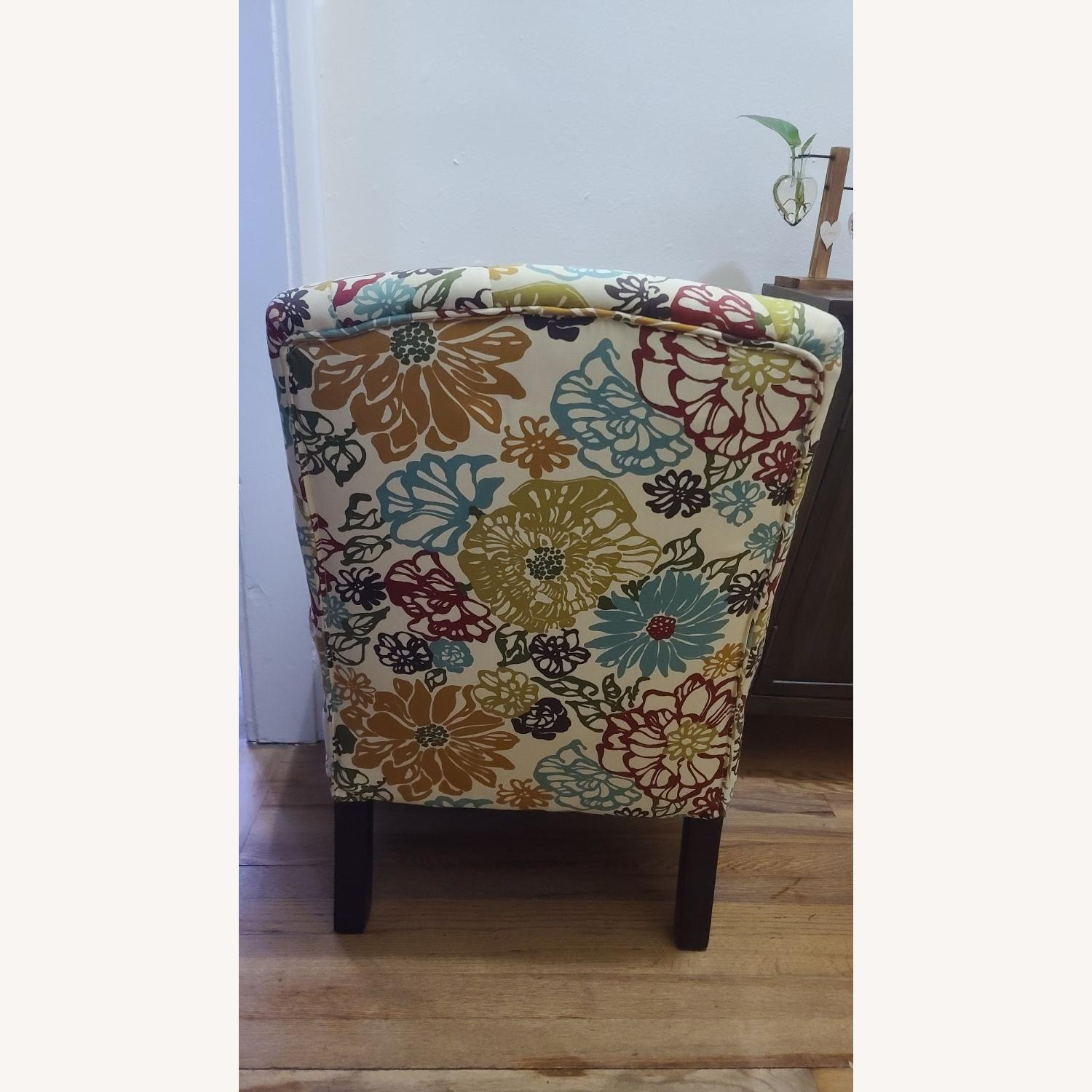 Pattern Pier 1 Accent Chair - image-5