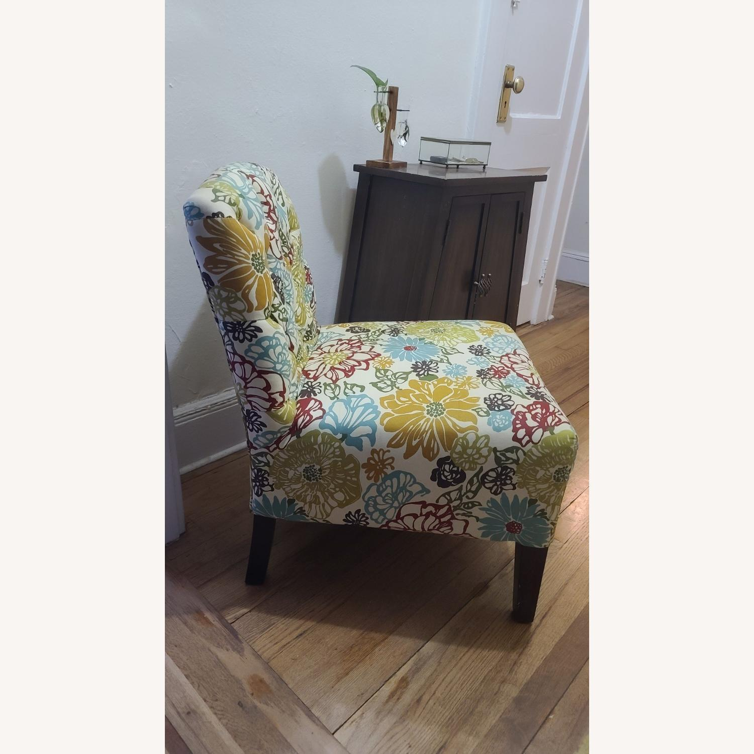 Pattern Pier 1 Accent Chair - image-3