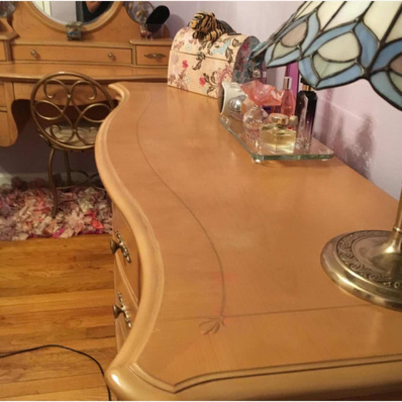 Jessica Mcclintock Vintage 8 Drawer Dresser - image-4