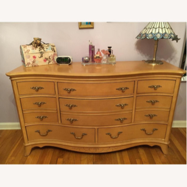 Jessica Mcclintock Vintage 8 Drawer Dresser - image-3