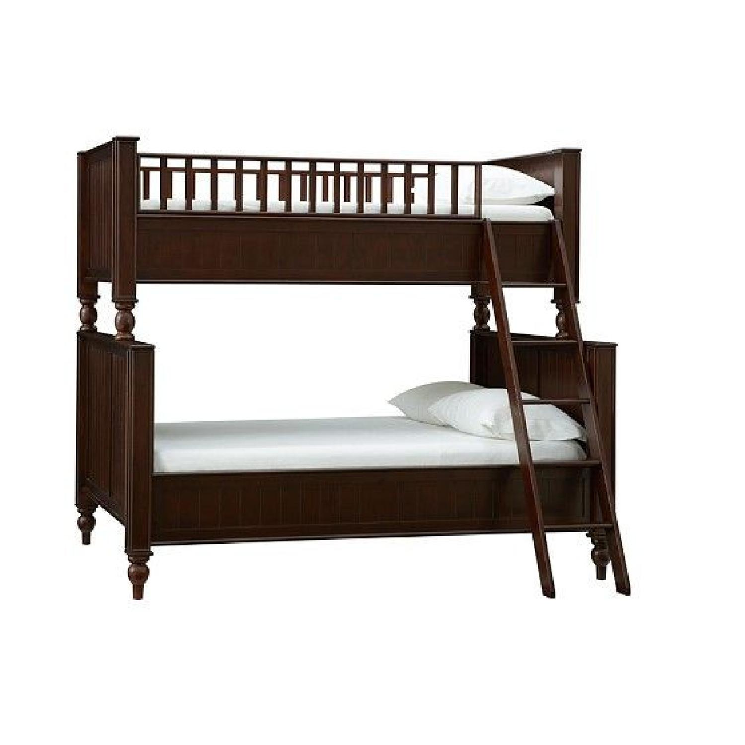 Picture of: Pottery Barn Kids Thomas Twin Over Full Bunk Bed Aptdeco
