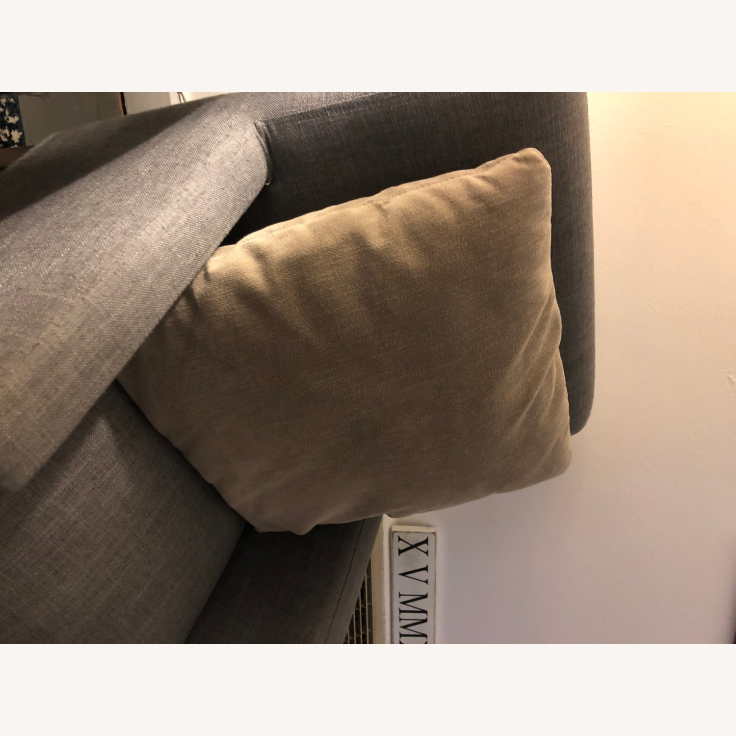 Macy's Taupe Decorative Pillows (Set of Two) - image-2