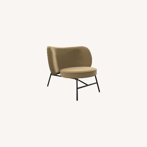 Used Scandinavian Designs Armchair with Metal Frame for sale on AptDeco