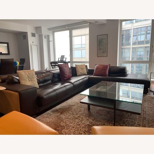 Used Gamma Inc. Sectional Sofa for sale on AptDeco