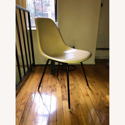 Used Herman Miller Eames Vintage Fiberglass Side Shell Chair for sale on AptDeco