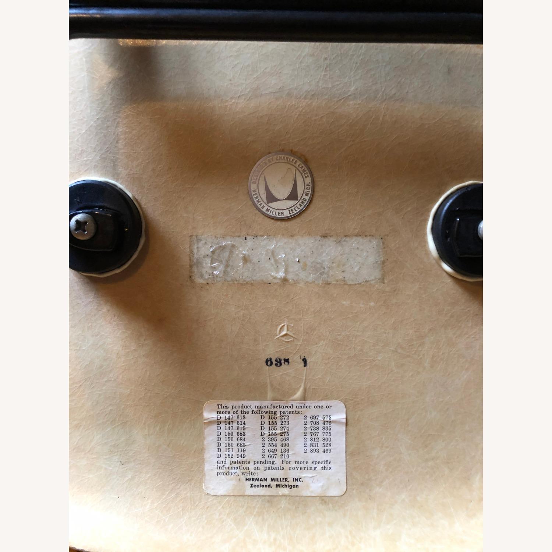 Herman Miller Eames Vintage Fiberglass Side Shell Chair - image-5