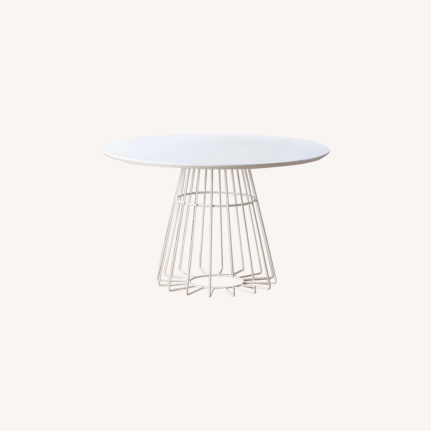 CB2 Compass Table - image-0