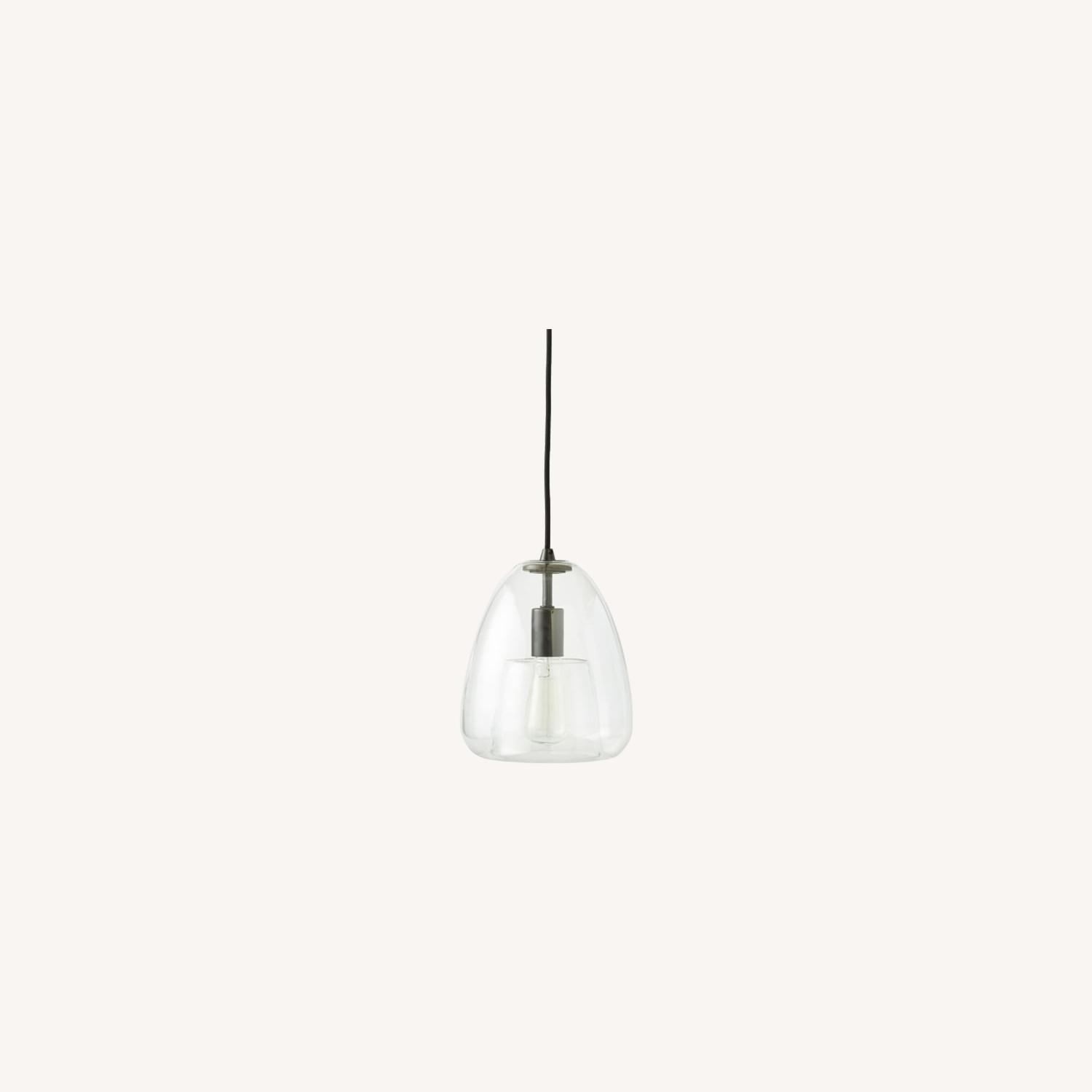 West Elm Duo Walled Pendant - image-0