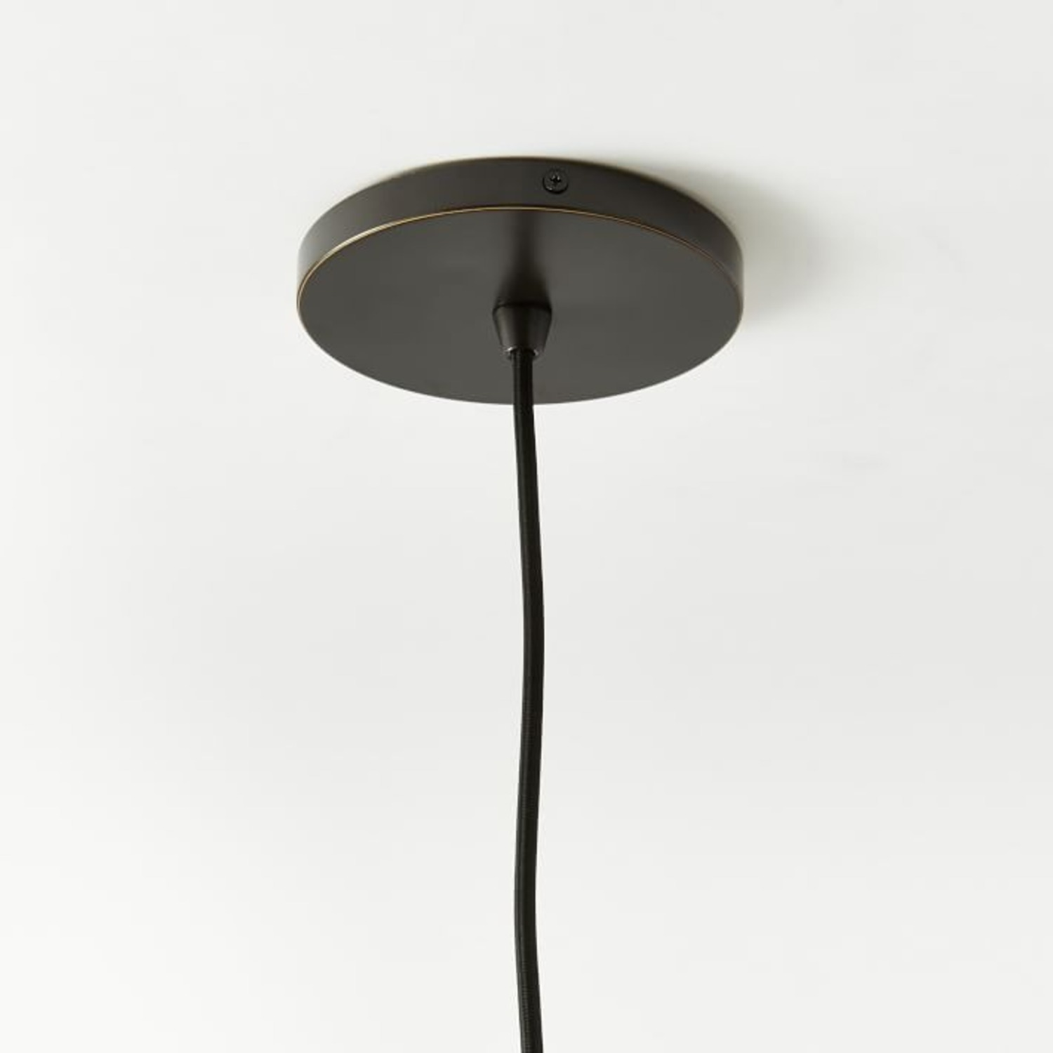 West Elm Duo Walled Pendant - image-2
