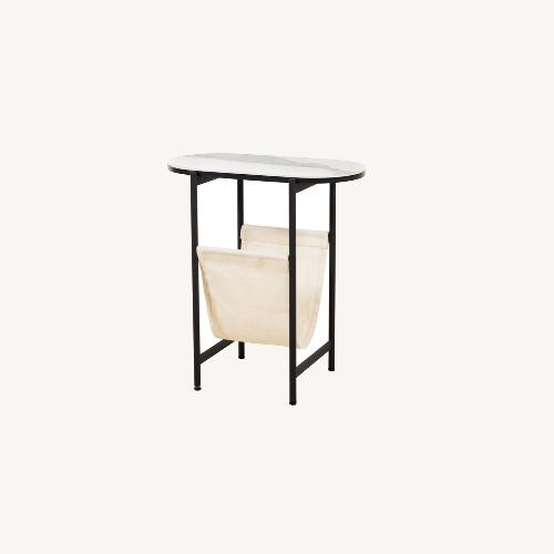 Used Blueground Side Table for Armchair for sale on AptDeco