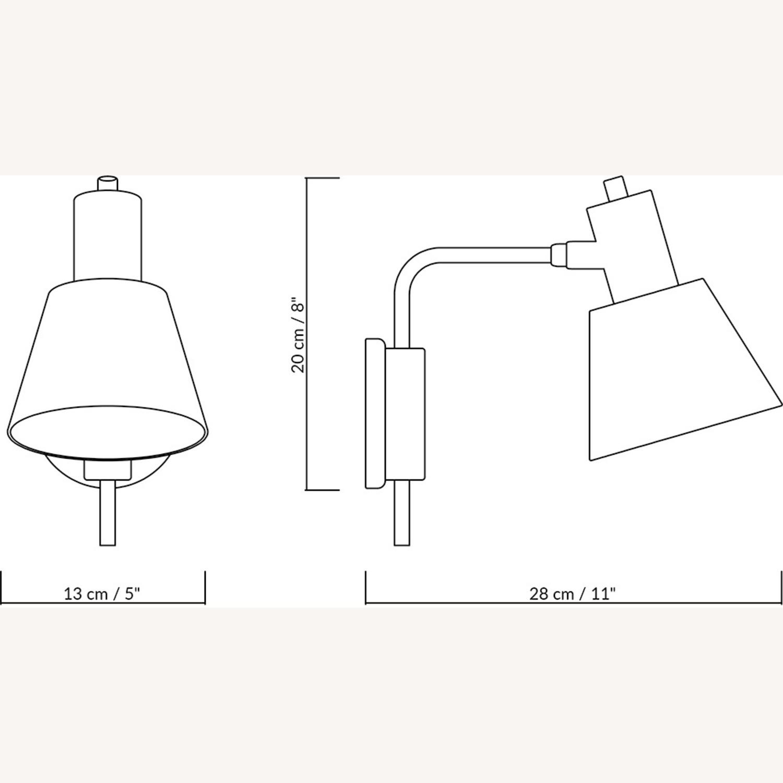 Blueground Sconce Bedside Lamp Bronze Black - image-3