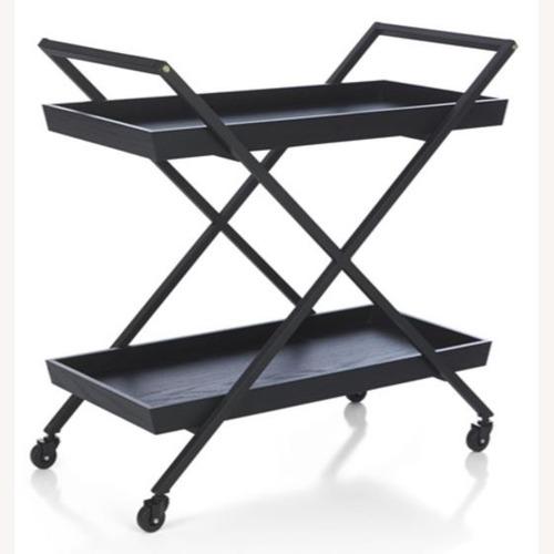 Used Blueground Bar Cart for sale on AptDeco