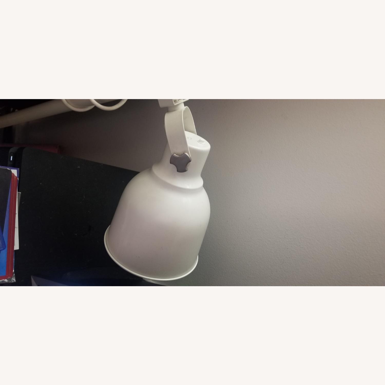 IKEA Hektar Floor Lamp White - image-4