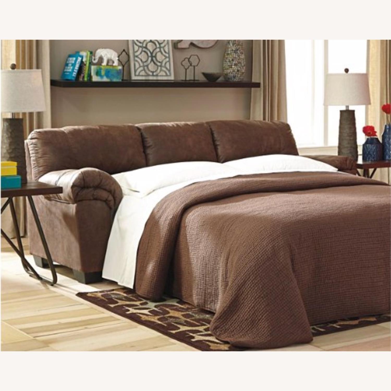 Ashley Furniture Bladen Coffee Full Convertible Sofa Sleeper - image-3