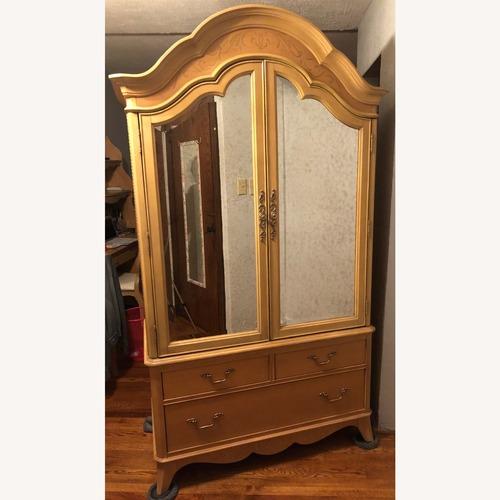 Used Jessica McClintock Vintage Armoire for sale on AptDeco