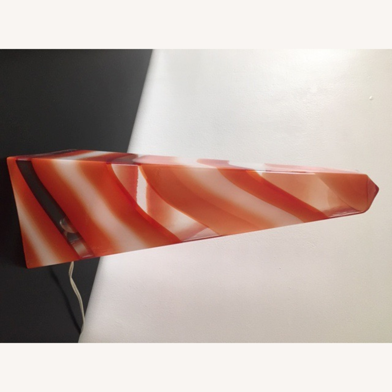 Murano Glass Table Lamp - Obelisk - image-3
