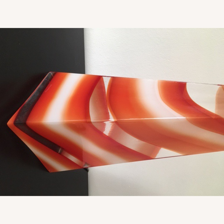 Murano Glass Table Lamp - Obelisk - image-2