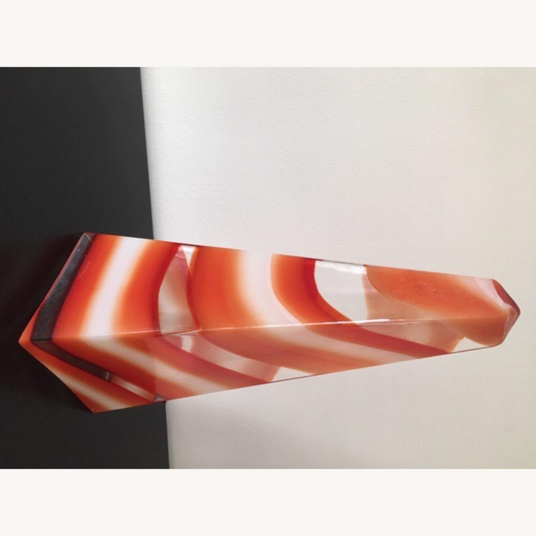 Murano Glass Table Lamp - Obelisk - image-4