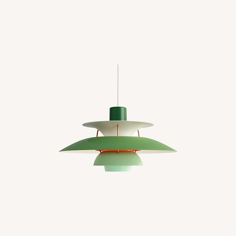 Design Within Reach PH5 Pendant Light - Green - image-0
