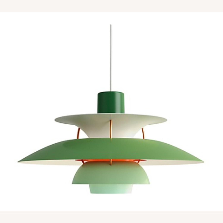 Design Within Reach PH5 Pendant Light - Green - image-1