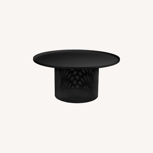 Used Article Equa Coffee Table Black for sale on AptDeco