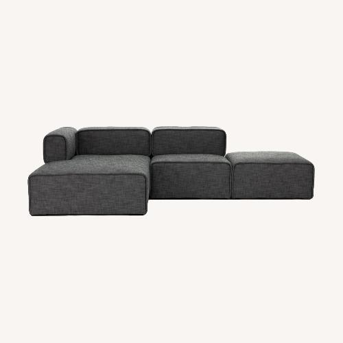 Used Article Carbon Modern Modular Left Sectional for sale on AptDeco