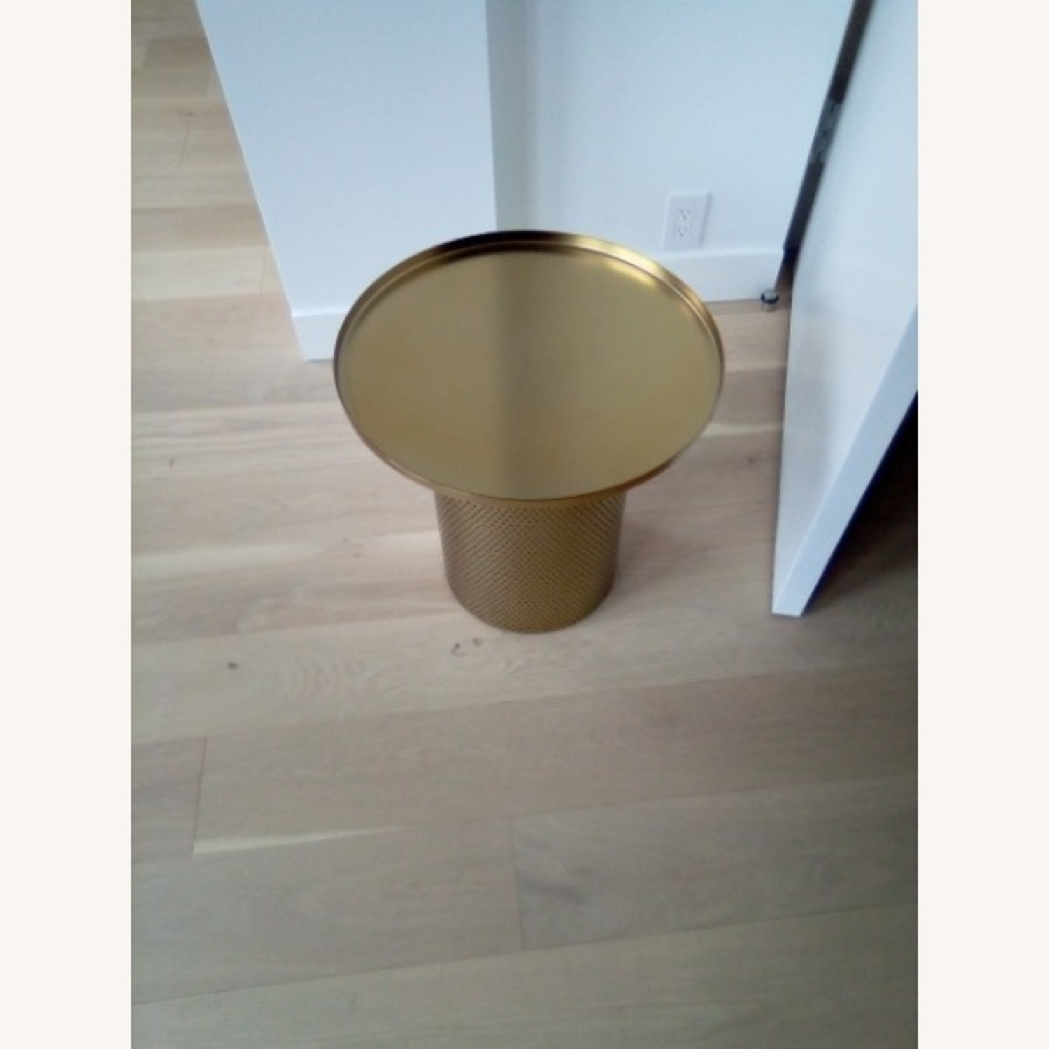 Article Equa Side Table Brushed Brass - image-4