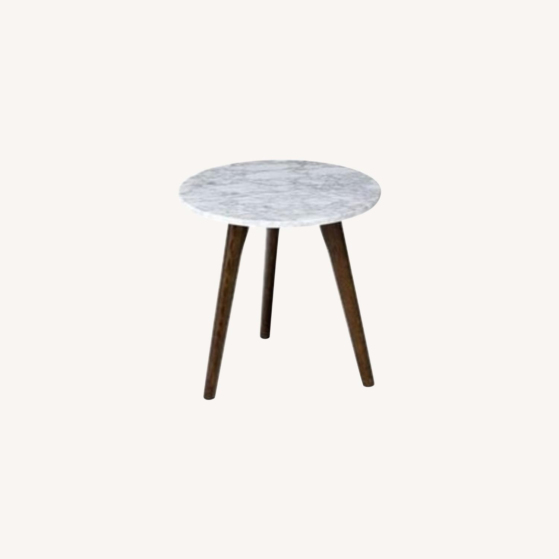 Article Mara Side Table Walnut - image-0