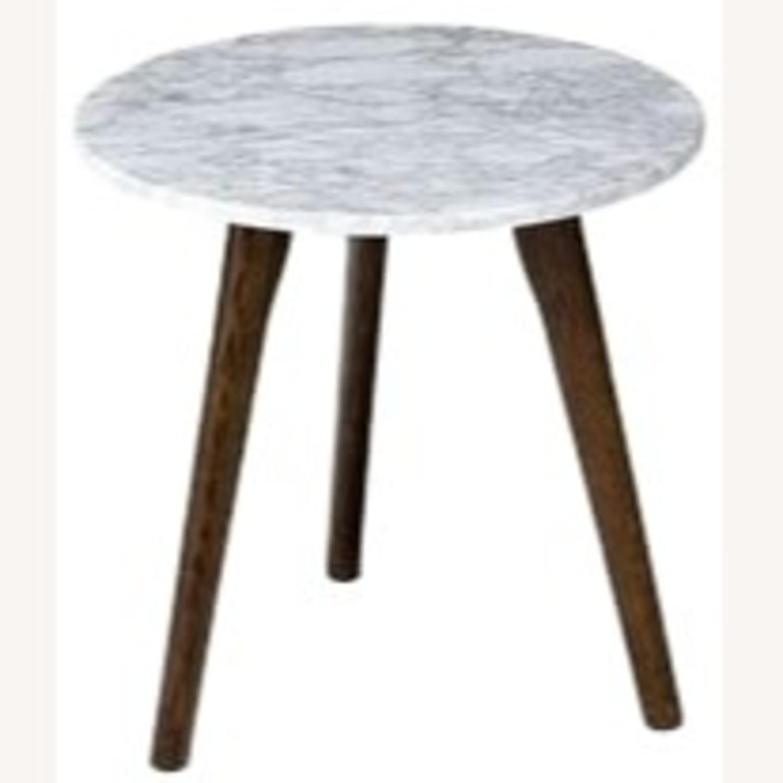 Article Mara Side Table Walnut - image-1
