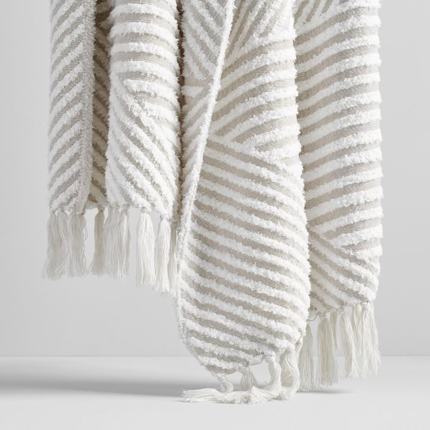 West Elm Chenille Boucle Throw - image-1