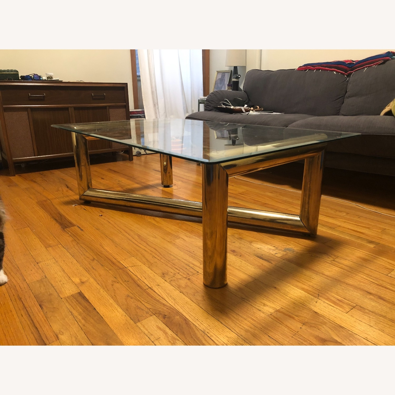Karl Springer Vintage Z Coffee Table - image-4