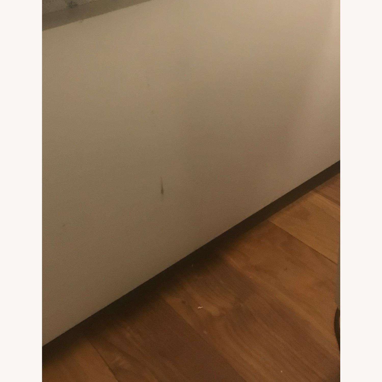 BoConcept Modern White Queen Storage Bed - image-4