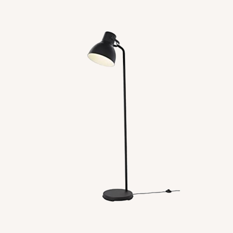 IKEA Black Floor Lamp - image-0