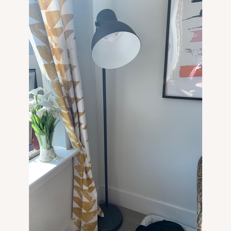 IKEA Black Floor Lamp - image-1