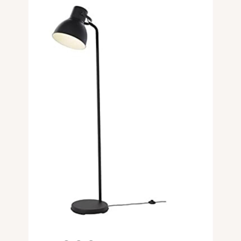 IKEA Black Floor Lamp - image-2