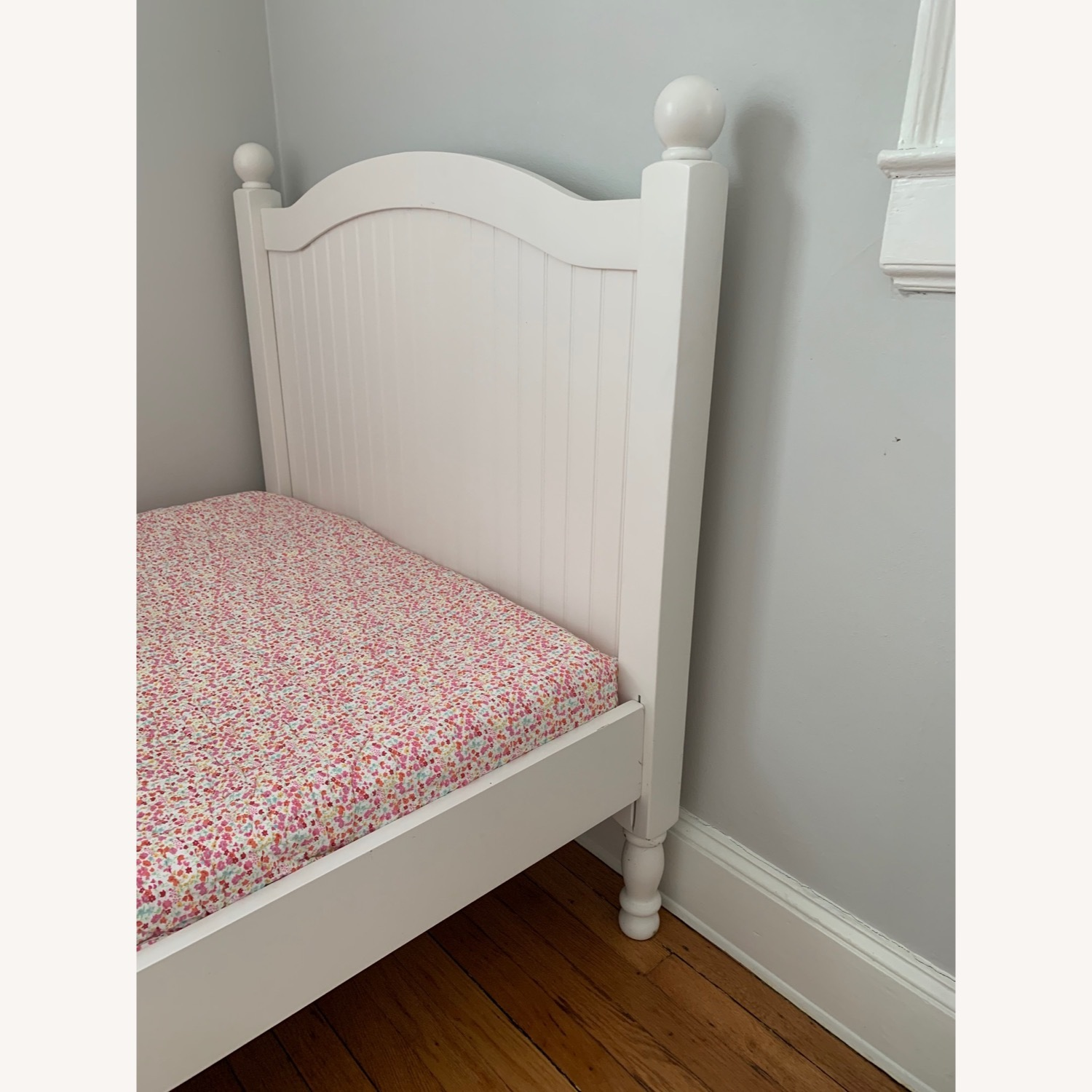 Picture of: Pottery Barn Kids Twin Bed Aptdeco
