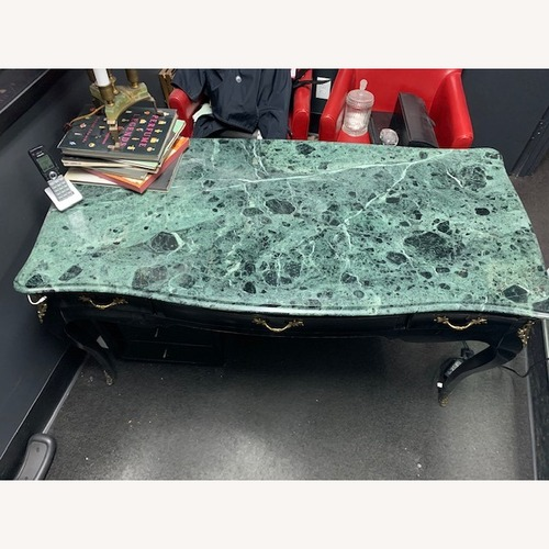 Used Century Furniture Louis the XV Style Desk for sale on AptDeco