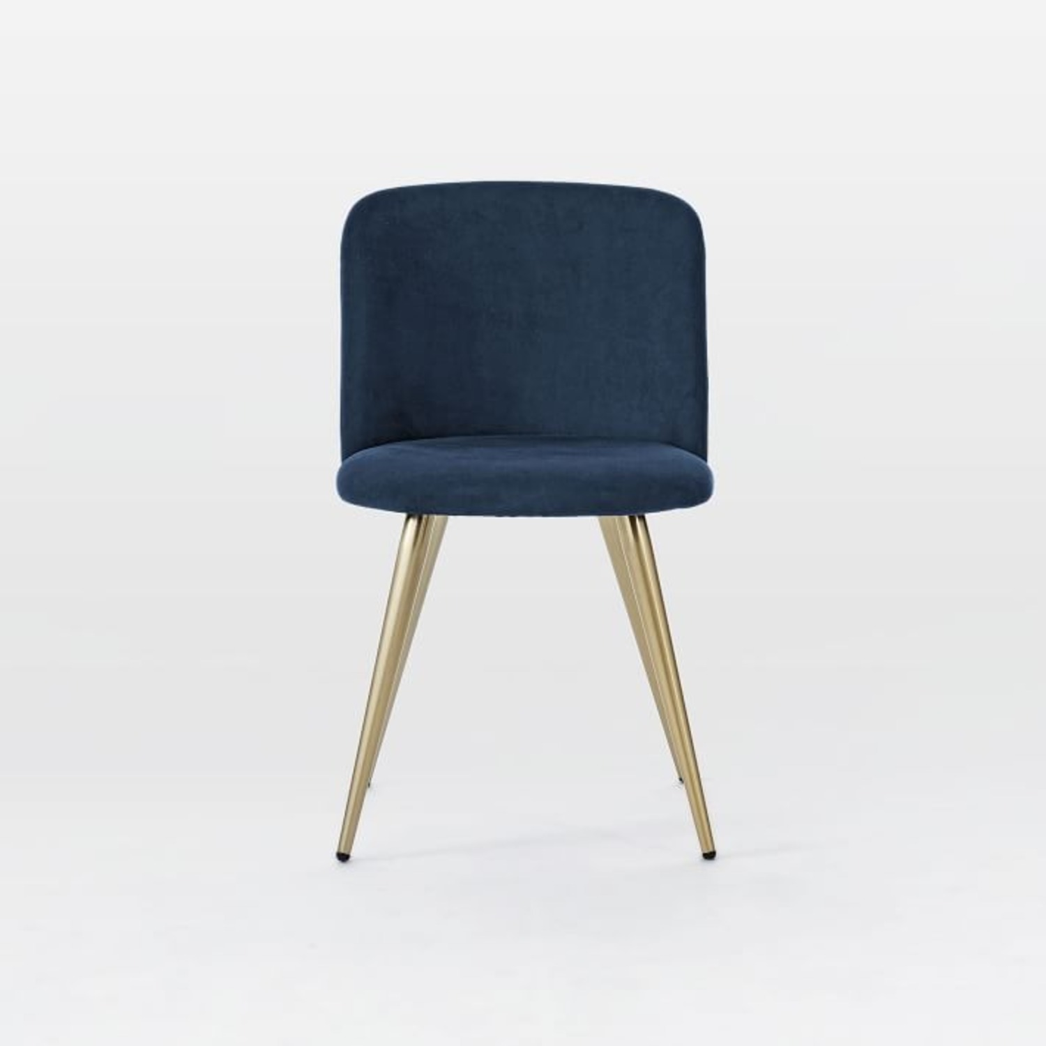 West Elm Lila Upholstered Dining Chair - image-3