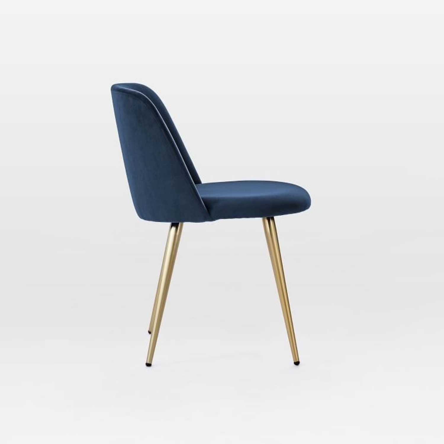 West Elm Lila Upholstered Dining Chair - image-2