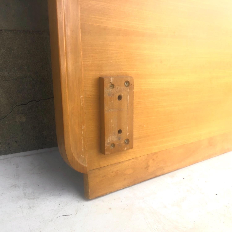 Mid-Century Modern Full Size Headboard - image-4