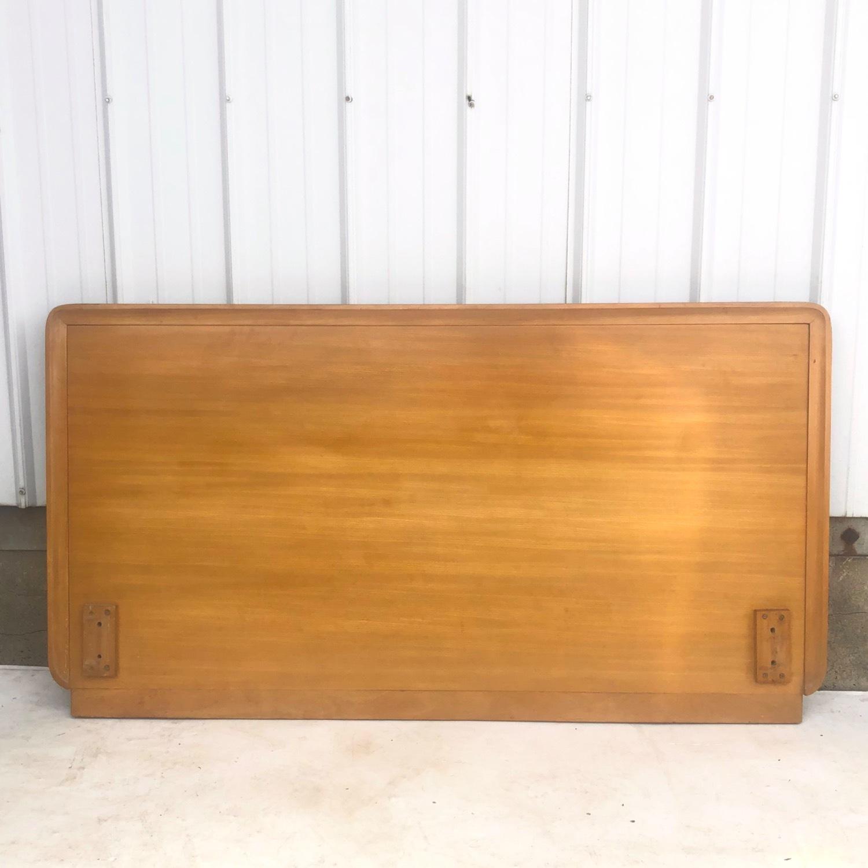 Mid-Century Modern Full Size Headboard - image-1
