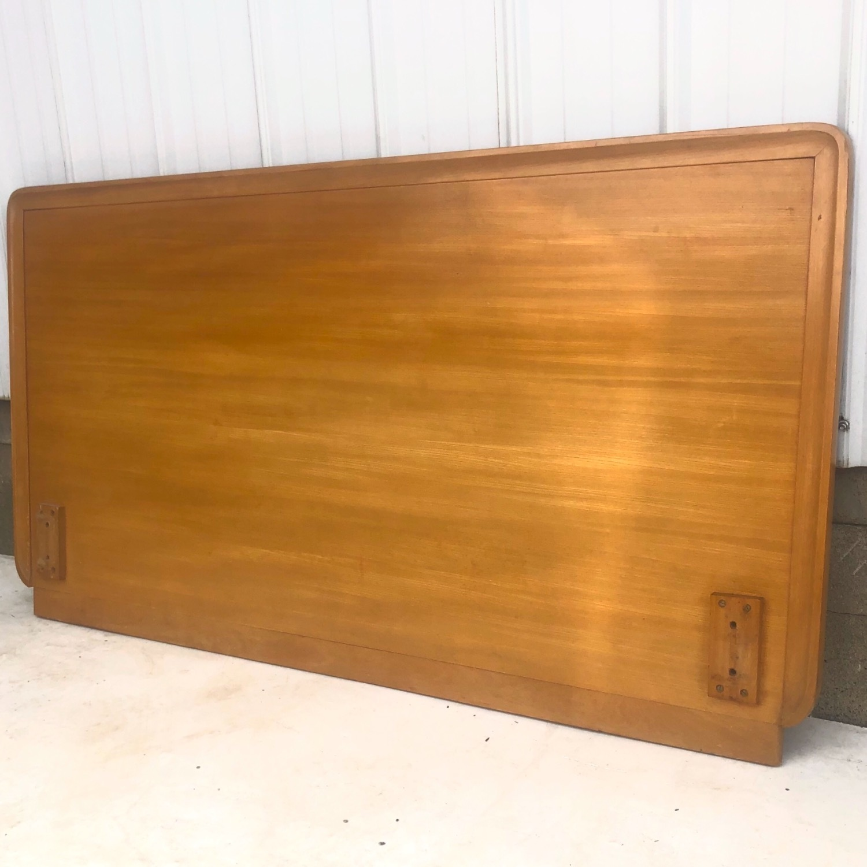 Mid-Century Modern Full Size Headboard - image-6