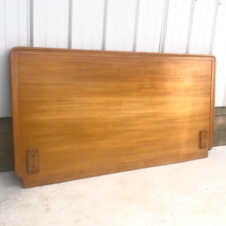 Mid-Century Modern Full Size Headboard - image-2