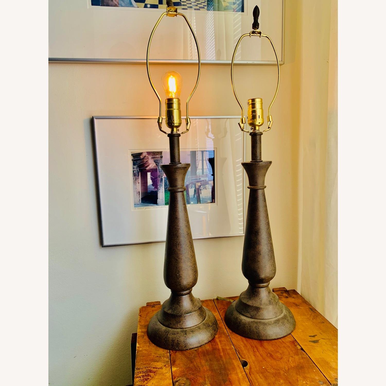 Modern Metal Lamps - image-0