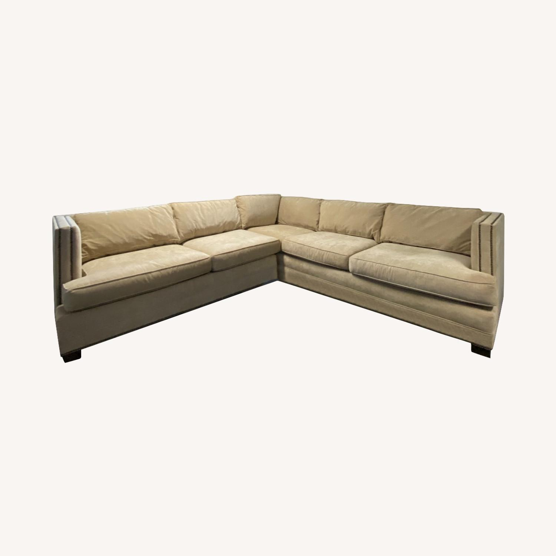 Mitchell Gold + Bob Williams Keaton Shelter Sofa - image-0