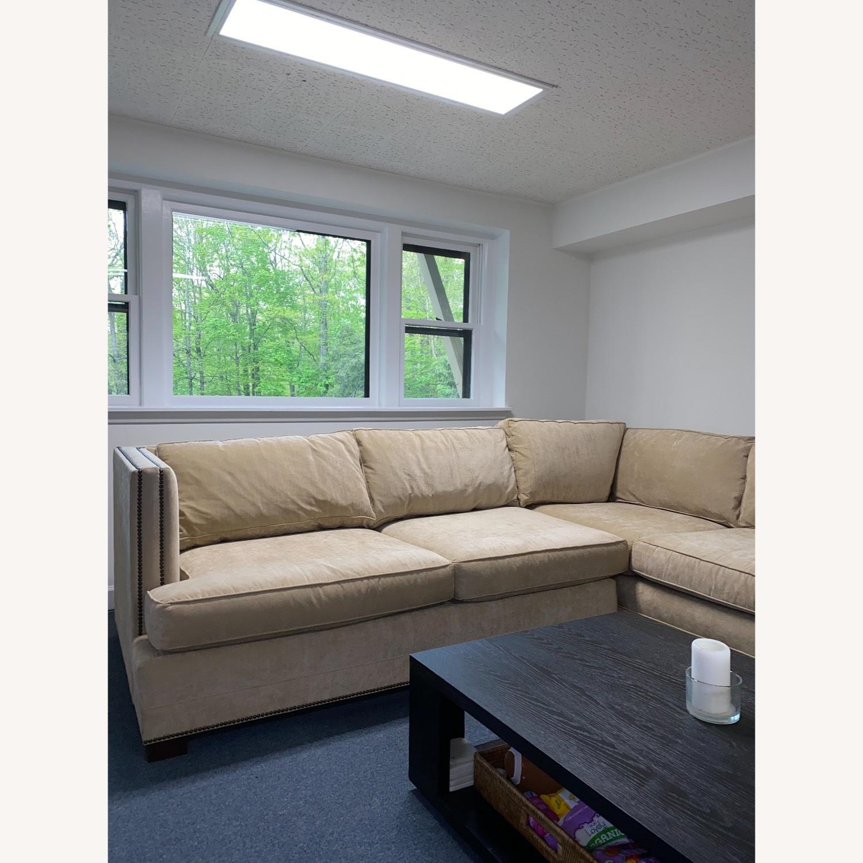 Mitchell Gold + Bob Williams Keaton Shelter Sofa - image-2