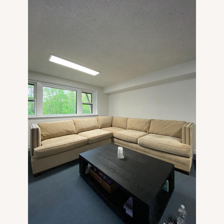 Mitchell Gold + Bob Williams Keaton Shelter Sofa - image-1
